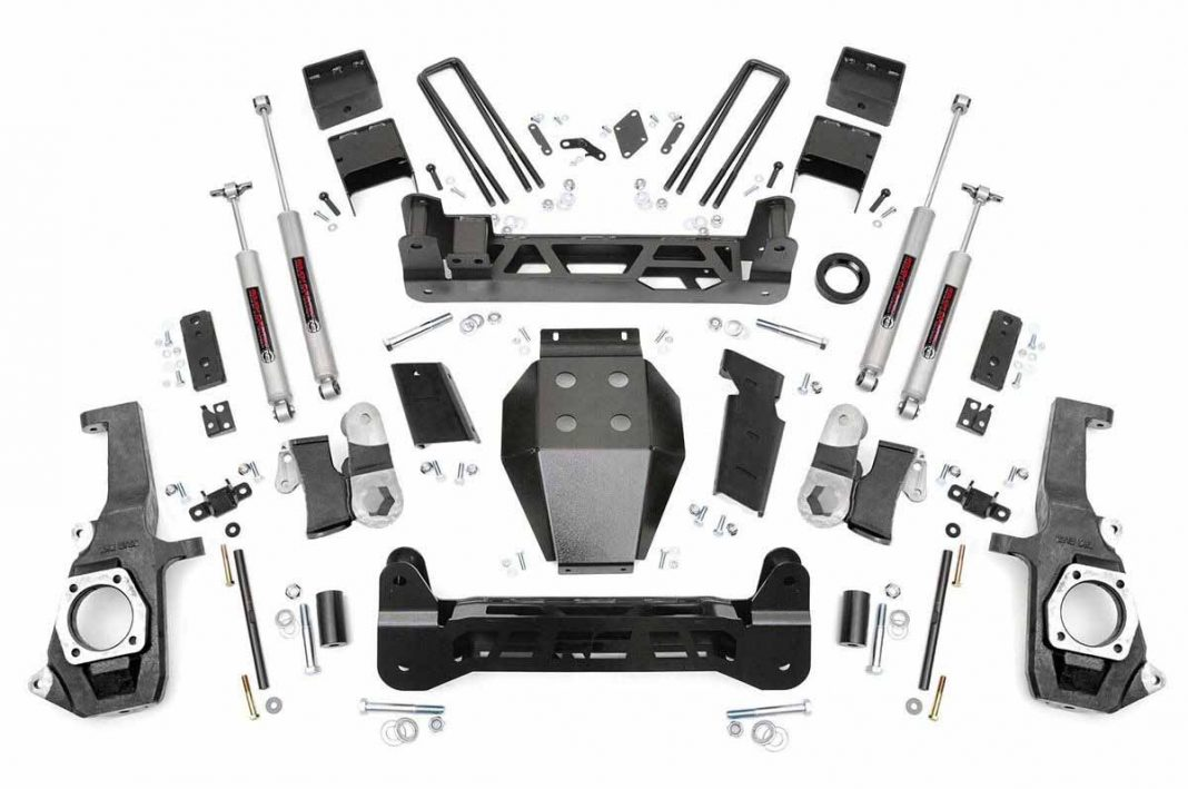 Aftermarket Car Parts >> Lift Kit Leveling Kit What Are These Aftermarket Car