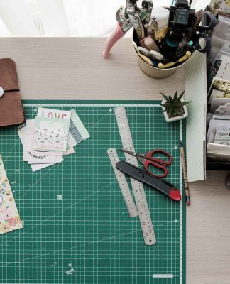 Tips-to-Conquer-Craft-Clutter-Organizing-the-Supplies-on-focuseverything